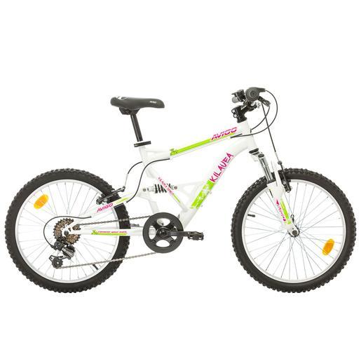 Avigo - Bicicleta Kilauea 20 Pulgadas Blanca