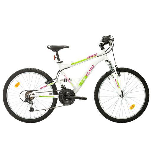 Avigo - Bicicleta Kilauea 24 Pulgadas Blanca