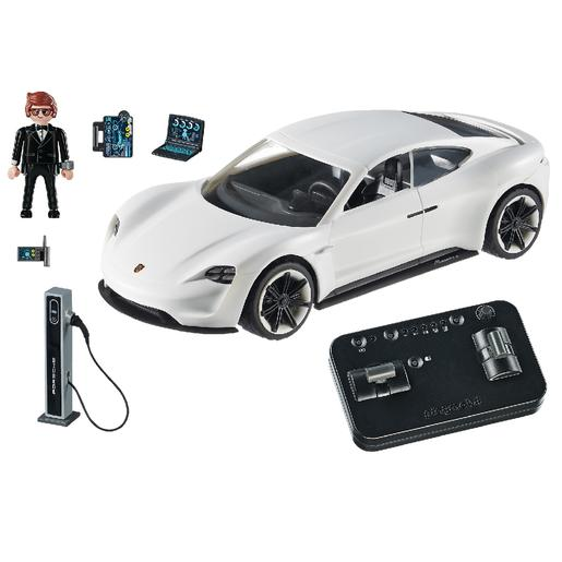 Playmobil - Porsche Mission E y Rex Dasher Playmobil The Movie - 70078