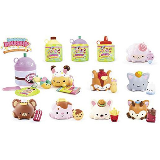 Smooshy Mushy - Snacks Pack Básico (varios modelos)