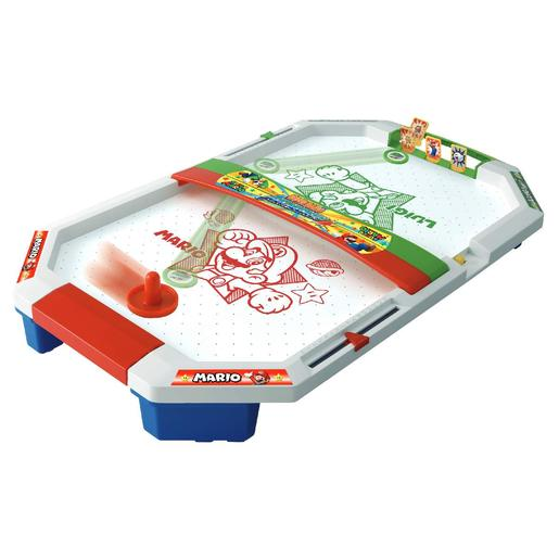 Super Mario - Air Hockey Attack