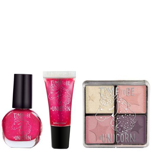 Cool Girl - Set de Maquillaje Unicornio Chispeante