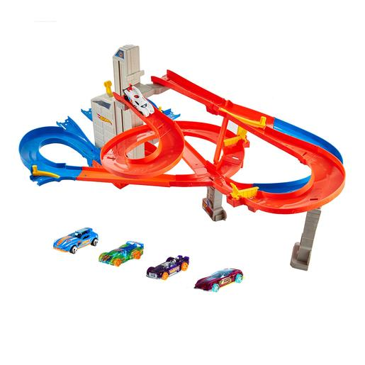 Hot Wheels - Megatrópolis Motorizada