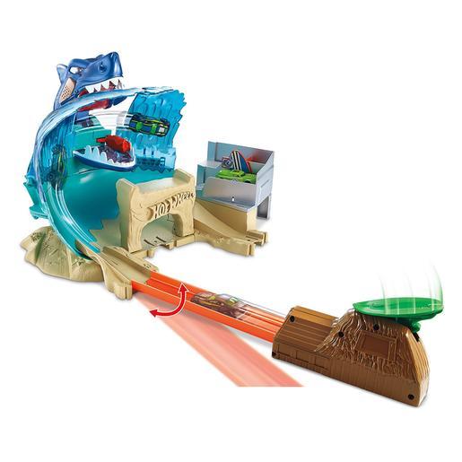 Hot Wheels - Tiburón Megadestrucción