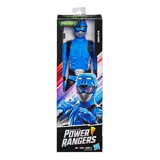 Power Rangers - Blue Ranger - Figura Beast Morphers