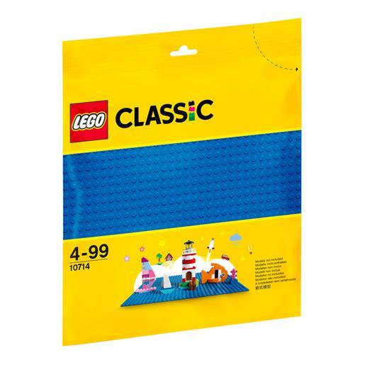 LEGO Classic - Base Azul - 10714