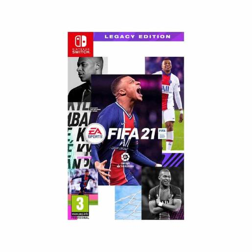 Nintendo Switch - FIFA 21 Legacy Edition