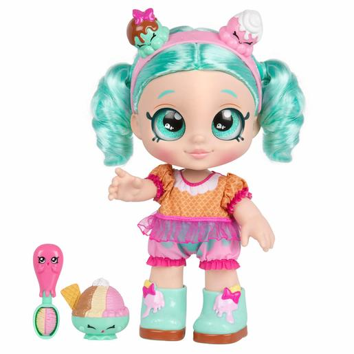 Kindi Kids - Peppa-Mint - Muñeca 25 cm