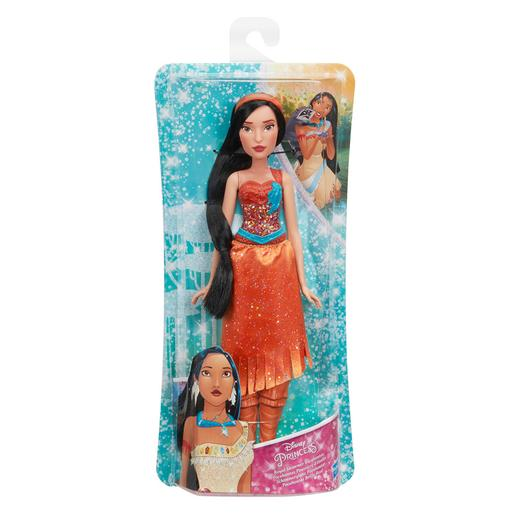 Princesas Disney - Pocahontas - Muñeca Brillo Real