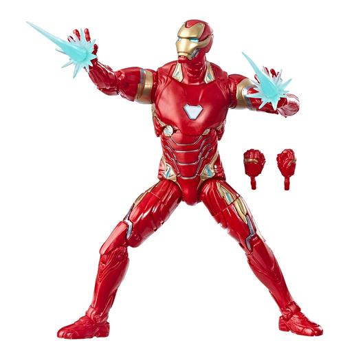 Los Vengadores - Iron Man - Figura 15 cm Best of Legends Series