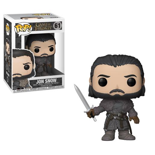 Juego de Tronos - Jon Snow Beyond the Wall - Figura Funko POP