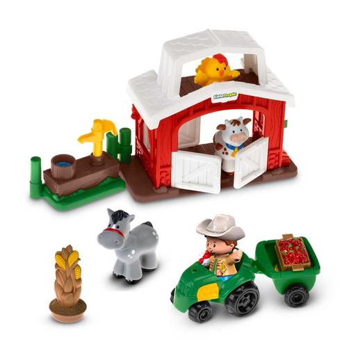 Fisher Price - Little People - Playset con vehículos (varios modelos)