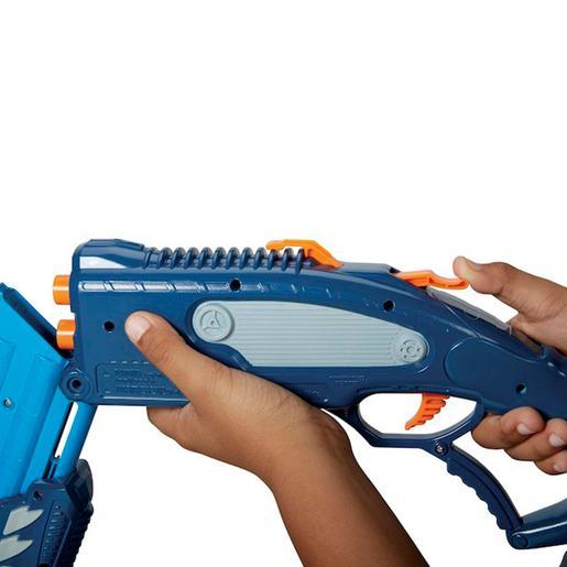 Stats - Rifle Blast