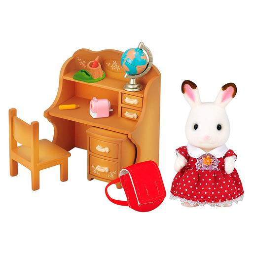 Sylvanian Families - Set Hermana Coneja Chocolate