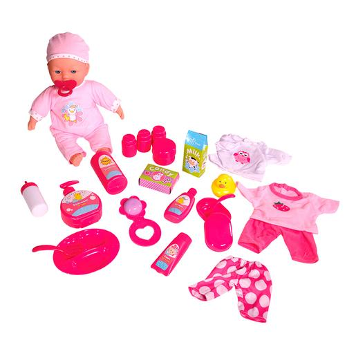 Qweenie Dolls - Muñeca 31 cm con Accesorios