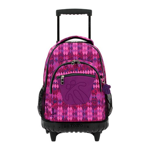 Totto - Trolley Renglon Violeta