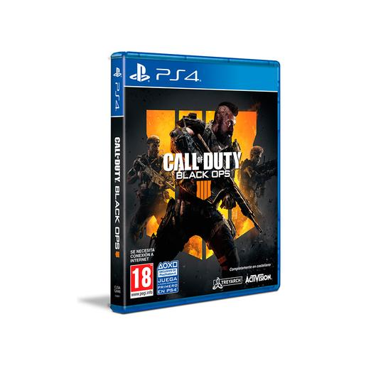 PS4 - Call of Duty Black Ops 4