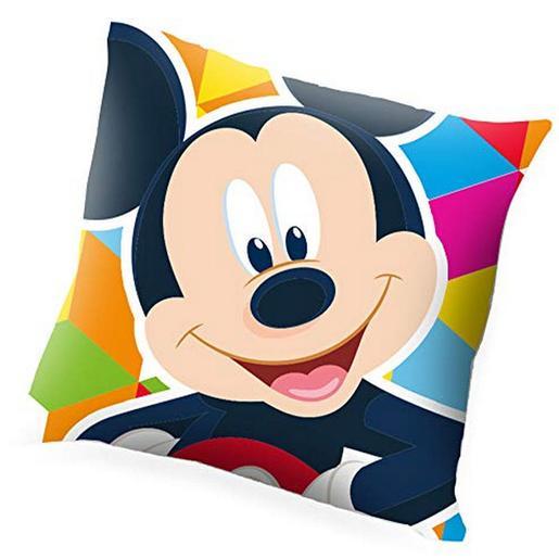 Mickey Mouse - Cojín 40x40 (varios modelos)