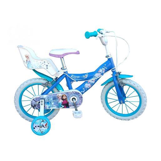Frozen - Bicicleta 14 Pulgadas