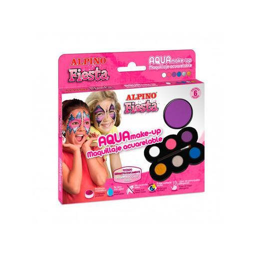 Alpino Fiesta - Maquillaje Acuarelable Princesa