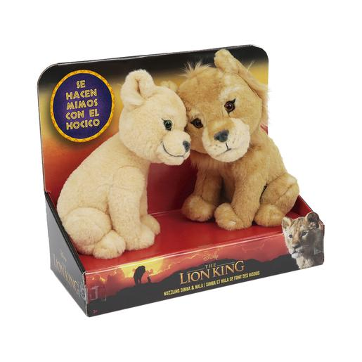 El Rey León - Pack Nala y Simba