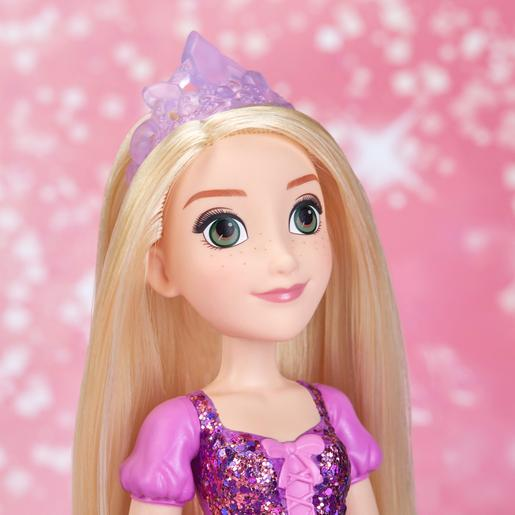 Princesas Disney - Rapunzel Brillo Real