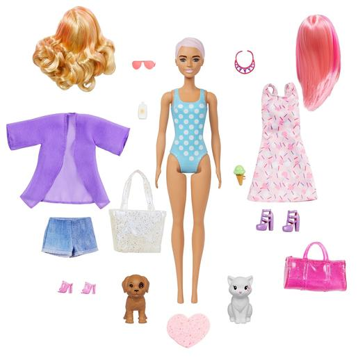 Barbie - Color Reveal Beach to Party (varios modelos)