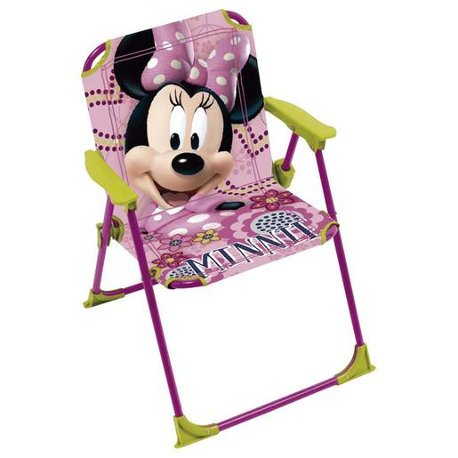 Minnie Mouse - Silla de Tela Plegable