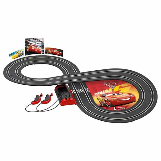 Carrera first Disney-Pixar Cars - 2,9 m