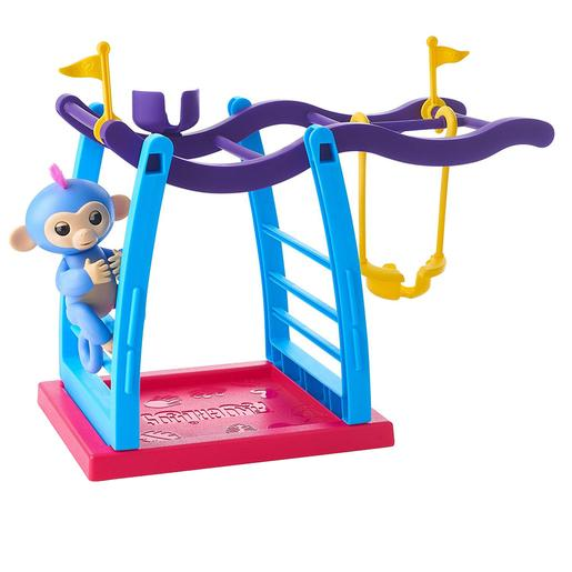 Fingerlings - Playset Espaldera con Monito