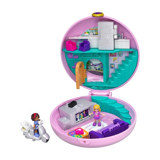 Polly Pocket - Cofre Fiesta de Pijamas