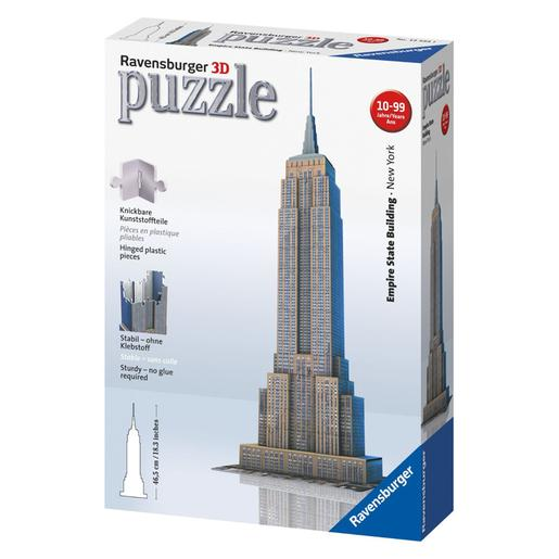 Ravensburger - Puzzle The Empire State Building 42 cm 216 piezas