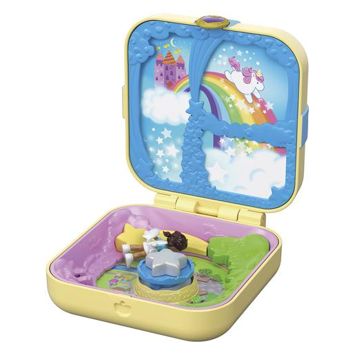 Polly Pocket - Mundo Sorpresa Unicornios