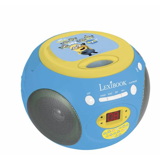 Minions - Radio CD Player