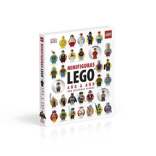 LEGO - Minifiguras Año a Año