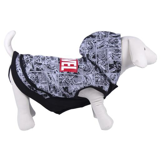 Sudadera para perros Cotton Brushed Marvel XS