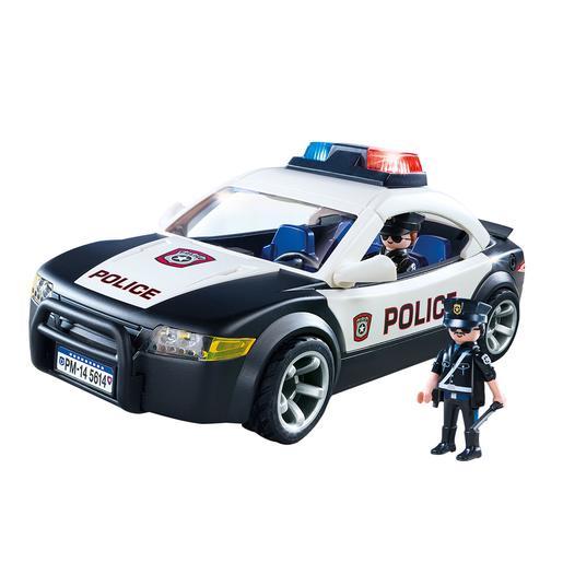 Playmobil - Coche Policía Cruiser - 5673
