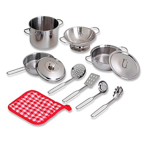 Just Like Home - Set de Cocina 11 Piezas