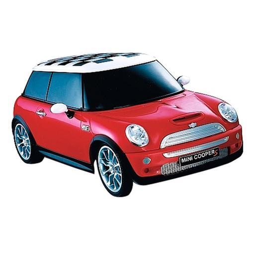 Fast Lane - Coche Radio Control Mini Cooper Rojo