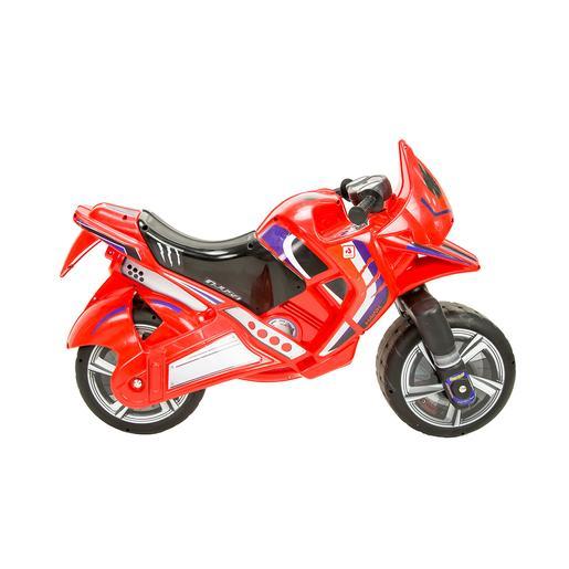 Correpasillos Injusa Moto Hawk 193 Asa de transporte y ruedas de gran tamaño