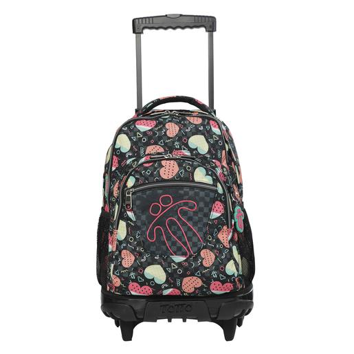 Totto - Trolley Estampado Horsey