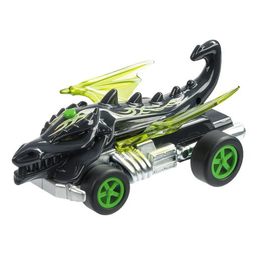 Hot Wheels - Dragon Blaster Radiocontrol con Luces