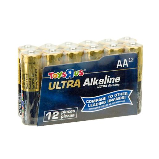 Ultra - Pack 12 Pilas AA Alcalinas