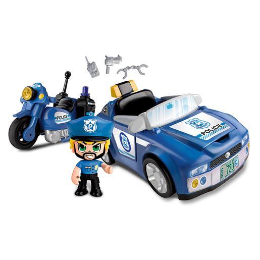 Pinypon Vehículos Acción Policía De De Acción Policía Pinypon Vehículos Nv08nwm