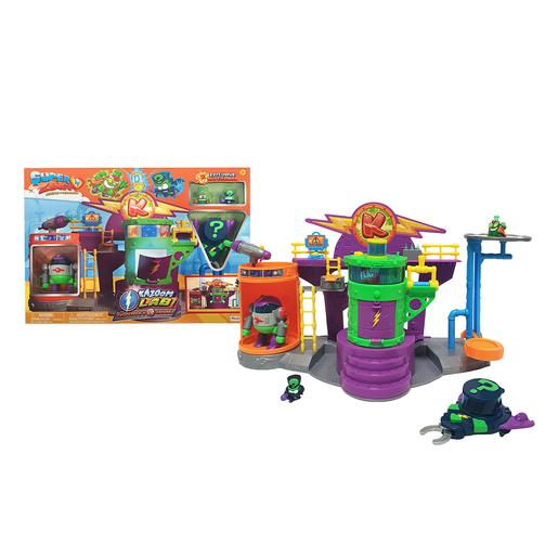 SuperZings S - Playset Kazoom Lab Battle
