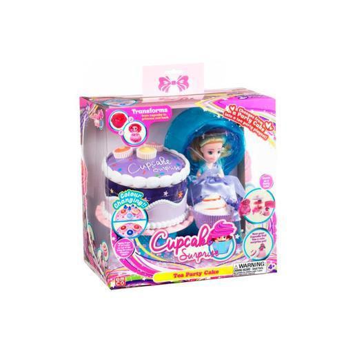 Cupcake Surprise (varios modelos)