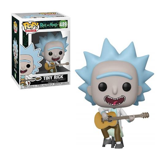 Rick y Morty - Rick con Guitarra - Figura Funko POP