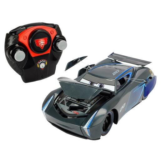 Cars - Jackson Storm Crash Car Radio Control Cars 3