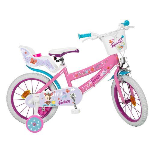 Bicicleta Fantasy Walk 16 Pulgadas