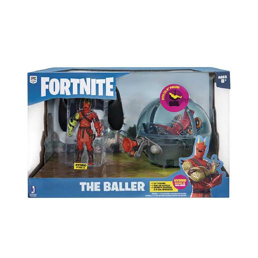 Fornite - The Baller radiocontrol con figura